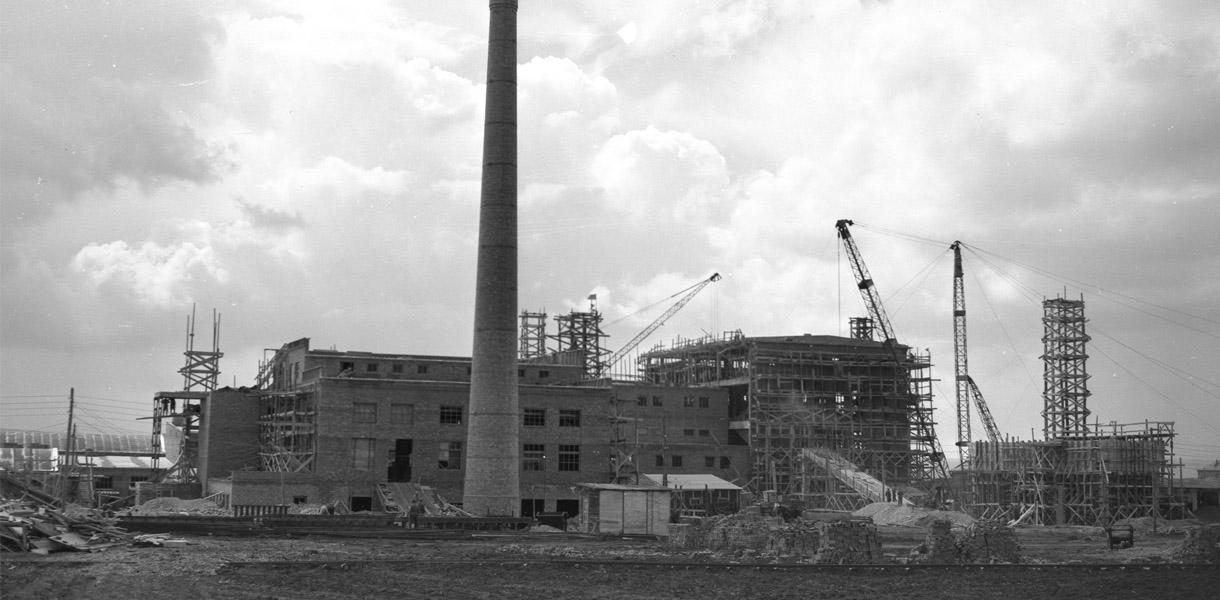 Budowa przedsiębiorstwa